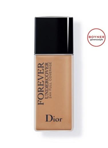Dior Dior Forever Undercover 045 Hazel Beige Fondöten Renksiz